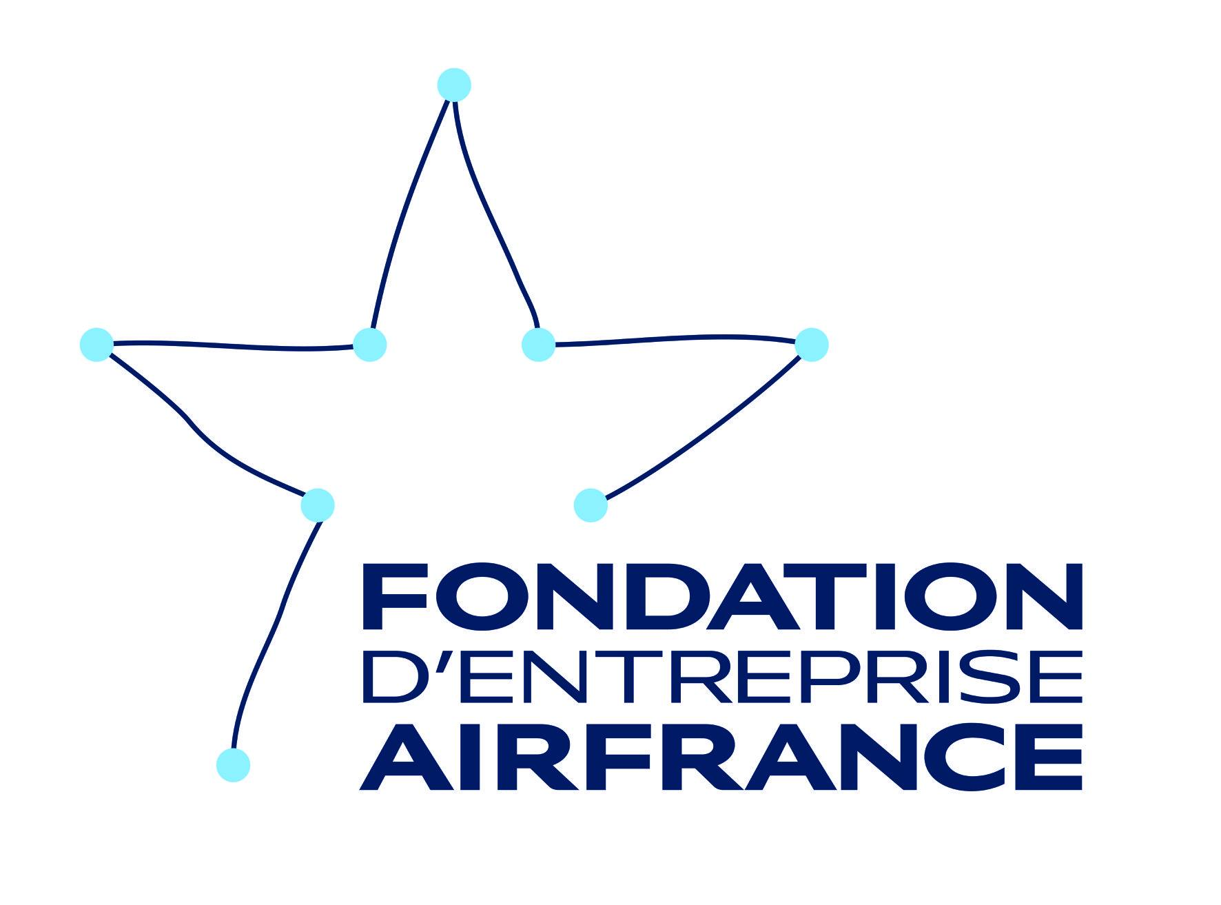 Thanks to the Fondation Air France