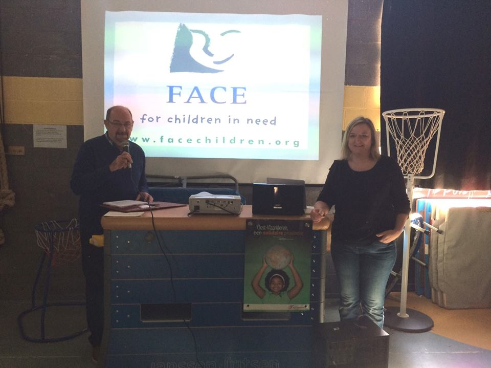 """De Bloesem"" primary school will be organizing a ""Run for FACE"""